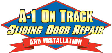 A1 On Track Sliding Door Repair and Installation Logo