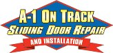 A1 On Track Sliding Door Installation and Repair Logo